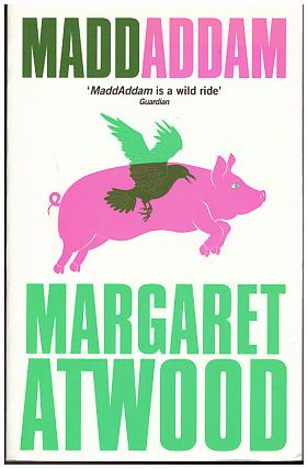 Margaret Atwood – Maddaddam