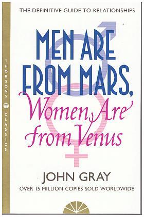 John Gray – Men Are from Mars, Women Are from Venus
