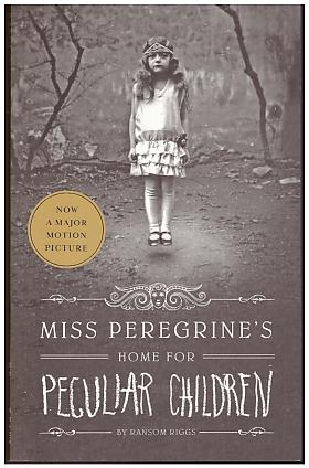 Ransom Riggs – Miss Peregrine´s Home for Peculiar Child