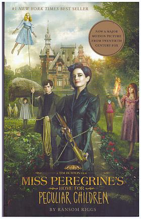 Ransom Riggs – Miss Peregrine's Home for Peculiar Child