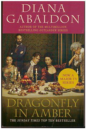 Diana Gabaldon – Outlander: Dragonfly in Amber (TV-Tie-i