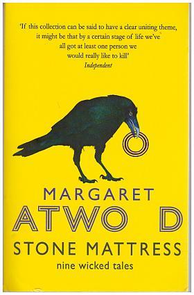 Margaret Atwood – Modrovousovo vejce