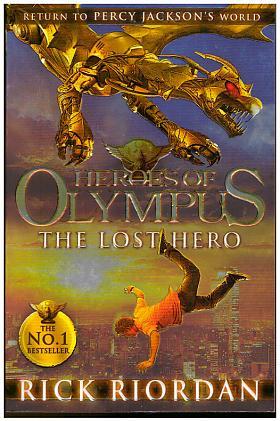 Riordan Rick – The Lost Hero - Heroes of Olympus
