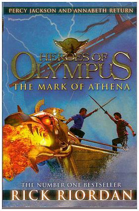 Riordan Rick – The Mark of Athena - Heroes of Olympus