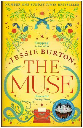 Burtonová Jessie – The Muse