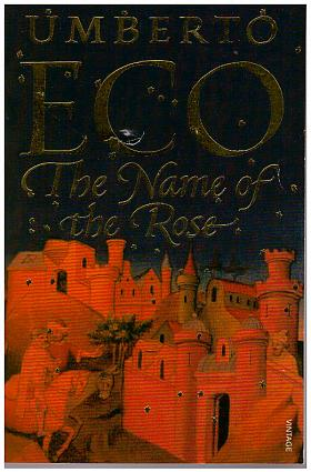 Eco Umberto – The Name of the Rose