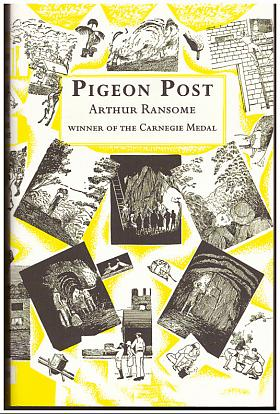 Ransome Arthur – The Pigeon Post