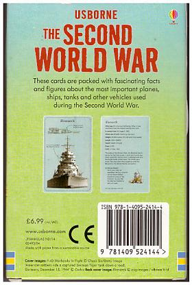 Reid Struan – The Second World War [Cards]