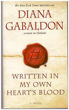 Gabaldon Diana – Written in My Own Heart´s Blood
