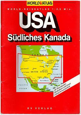 USA, Südliches Kanada