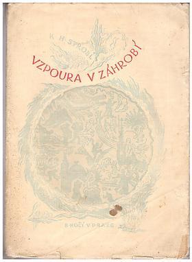 Strobl Karl Hans; autorisovaný překl. K. Černého – Vzpoura v záhrobí Karl Hans Strobl