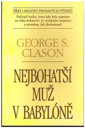 Clason George S. – Nejbohatší muž v Babylóně
