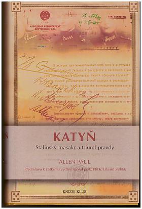 Paul Allen – Katyň