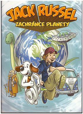 Alex Dowis – Jack Russel zachránce planety