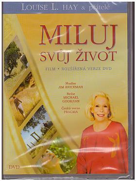 Louise L. Hay a přátelé – Louise L. Hay : Miluj svůj život [DVD]