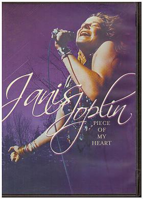 Janis Joplin – Janis Joplin : Piece of My Heart [DVD] [2008]
