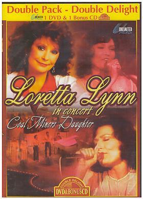 Loretta Lynn – : Coal Miner's Daughter [DVD] [CD] [2002]