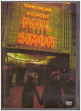 Paul Simon – : You're The One [DVD] [2000]
