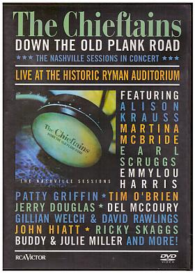 Chieftains the – The Chieftains : Live from Nashville [DVD] [2003]