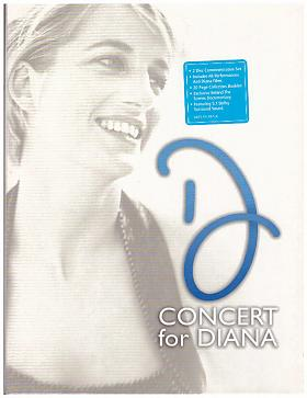 Concert For Diana [DVD] [2007]