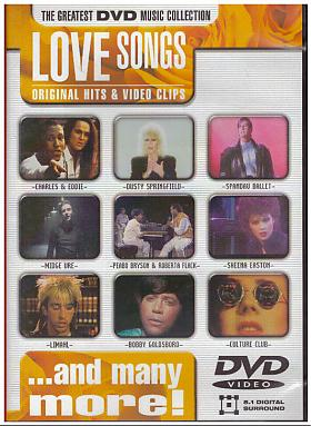 Various Artists – : Love Songs [DVD] [2002]