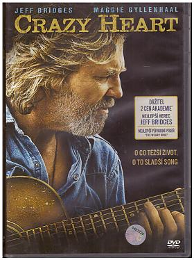 Jeff Bridges – Crazy Heart [DVD] [2009]