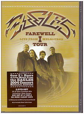 Eagles The – Eagles Farewell 1 Tour: Live From Melbourne [DVD] [2005]