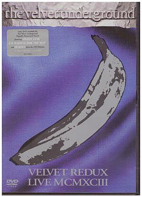 The Velvet Underground – : Live MCMXCIII [DVD] [2005]