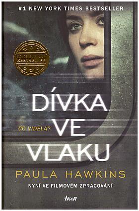 Paula Hawkins – Dívka ve vlaku