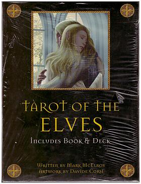 Mark McElroy – Tarot of the Elves [includes Book & Deck]