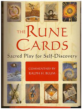 The Rune Cards Ralph H. Blum