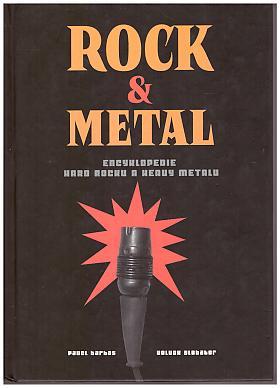Bartas Pavel – Rock & metal book