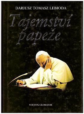 Dariusz Tomasz – Tajemství papeže Lebioda