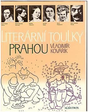 Vladimír Kovařík – Literární toulky Prahou