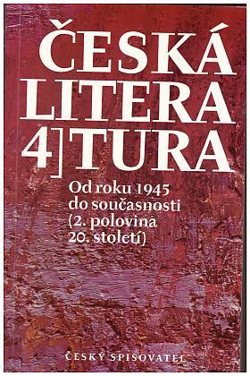 Jiří Holý – Česká literatura 4