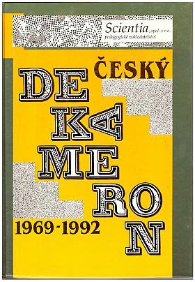 Vladimír Křivánek – Český dekameron: Sto knih 1969-1992