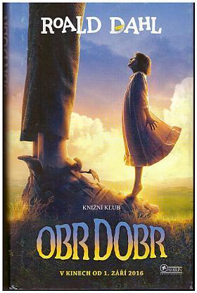 Roald Dahl – Obr Dobr