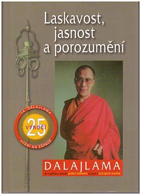 Jeho Svatost dalajlama – Laskavost, jasnost a porozumění