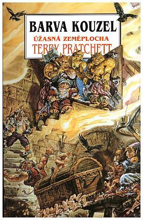 Terry Pratchett – Barva kouzel