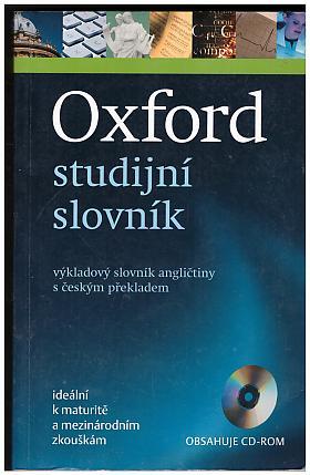 Oxford studijní slovník - česká edice Oxford Student's Dictionary