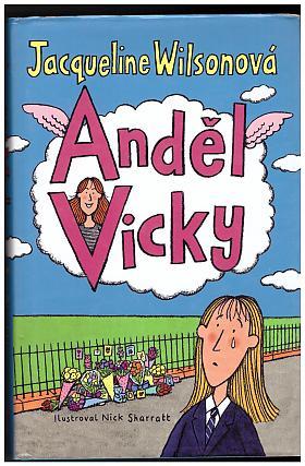 Jacqueline Wilson – Anděl Vicky