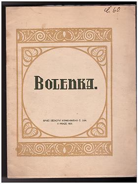Václav Říha – Bolenka