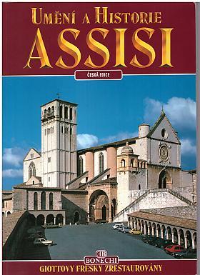 Nicola Giandomenico – Umění a historie Assisi