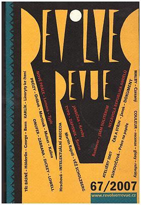 Revolver Revue 67/2007