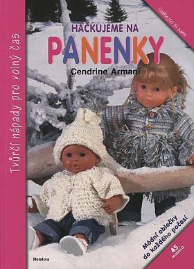 Cendrine Armani – Háčkujeme na panenky   Armani Cendrine