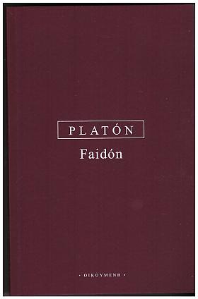 Platón – Faidón